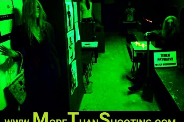 Zombie Morethanshooting